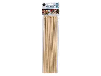 Палочки для гриля 50шт, 35cm, D0.4cm