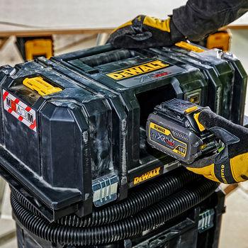 купить Пылесос аккумуляторный XR FLEXVOLT DeWALT DCV586MN в Кишинёве