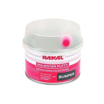 Ranal Шпатлевка для пластика Bumper 0.5кг