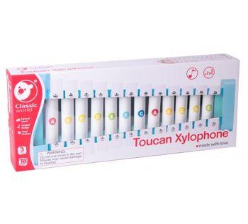 купить Музыкальная игрушка Classic World Ксилофон в Кишинёве
