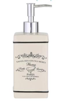 купить Дозатор жидкого мыла Axentia Paris (122149) в Кишинёве