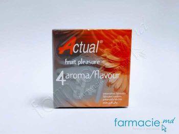купить Prezervative Actual N4 Aromate(TVA8%) в Кишинёве