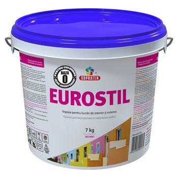 Supraten Краска Eurostil B-0 7кг