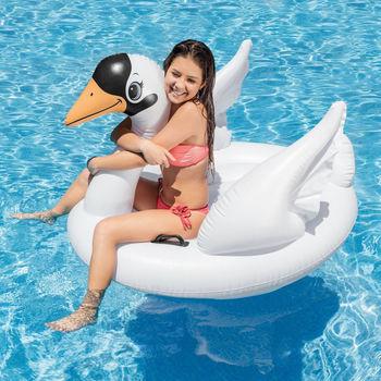 купить Intex надувной плотик Лебедь в Кишинёве
