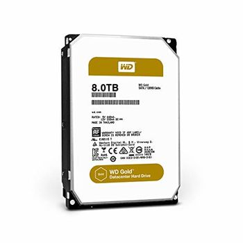 "3.5"" HDD 8.0TB  Western Digital WD8004FRYZ Enterprise Class® Gold™, 512E model, 7200rpm, 256MB, SATAIII"