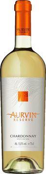 купить Вино Резерва Шардоне Аурвин, белое сухое, 0,75 л в Кишинёве