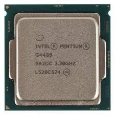 Intel® Pentium® Dual-Core G4400, S1151, 3.3GHz, 3MB L2, Intel® HD Graphics 510, 14nm 54W, tray