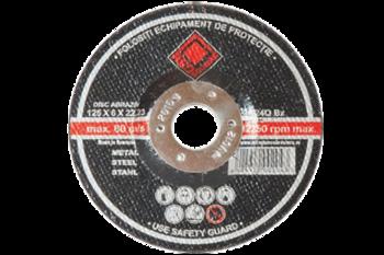 Шлифовальный круг по металлу Red Square 180 x 6,0 x 22,23 мм