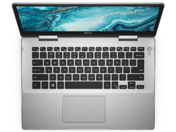 Ноутбук Dell Inspiron 14 2-in-1 5491 Silver