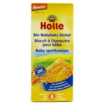 Печенье с 8 месяцев Holle Organic, 150 г