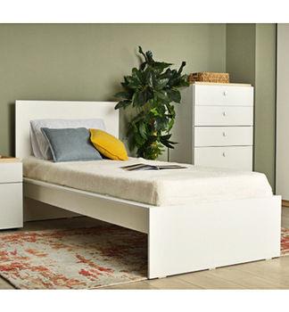 Кровать Linia Kids 800 белый