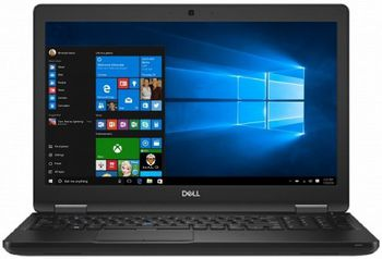 DELL Latitude 5490 Black, 14.0'' FHD Anti-Glare (Intel® Core™ i5-8250U up to 3.4GHz, 8GB DDR4 RAM, 256GB SSD, Intel® UHD620 Graphics, CR, WiFi-AC/BT4.2, HDMI, VGA, Backlit KB, 4cell, HD Webcam, Ubuntu, 1.6kg)