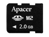 Apacer 2Gb Memory Stick Micro M2