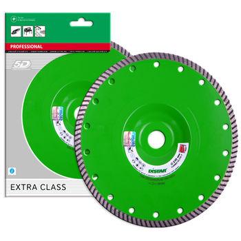 купить Алмазный отрезной диск Distar Turbo 230*2.6*9*22.225/F Elite Active в Кишинёве