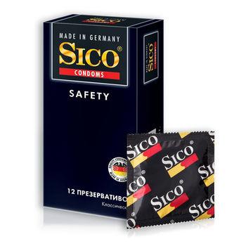 cumpără Prezervative Sico N12 Safety (clasice) în Chișinău