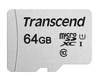 купить Карта памяти MicroSD Transcend TS64GUSD300S в Кишинёве