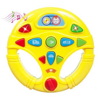 купить Bebelino Мой первый интерактивный руль в Кишинёве