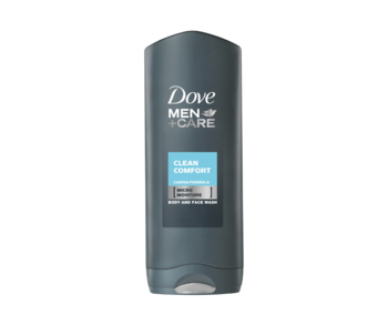 Гель для душа Dove Men Care Clean Comfort, 250 мл