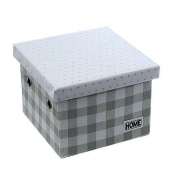 купить Коробка с крышкой 220x220x160 мм, зеленый в Кишинёве