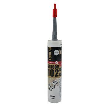 Fome Flex Герметик силиконовый Sanitary Коричневый 310мл