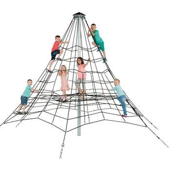 купить Пирамида из армированного каната - 2.7м. в Кишинёве