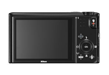 купить Nikon CoolPix S9600 (Official Warranty), Black в Кишинёве