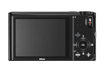cumpără Nikon CoolPix S9600 (Official Warranty), Black în Chișinău