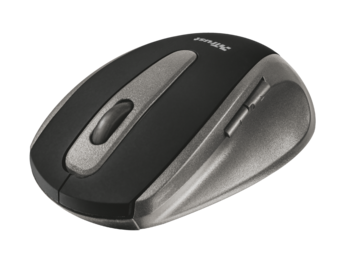 Wireless Mouse Trust EasyClick, Black