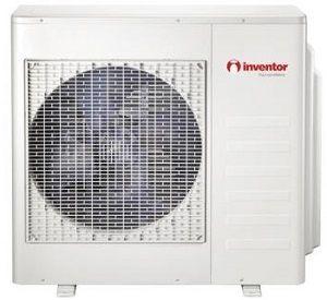 купить Канальный инверторный кондиционер Inventor V5MDI32-50/U5MRS-50 48000 BTU в Кишинёве