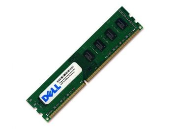 Dell Memory Upgrade - 4GB - 1Rx8 DDR3L UDIMM 1600MHz ECC