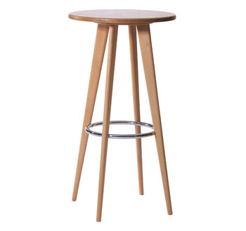 купить Деревянный стул, 680x680x100 мм / 130x90x1100 мм в Кишинёве