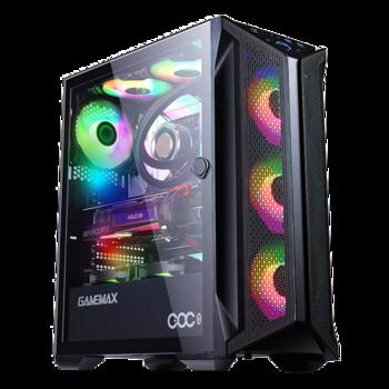 Case ATX GAMEMAX Brufen C1, w/o PSU
