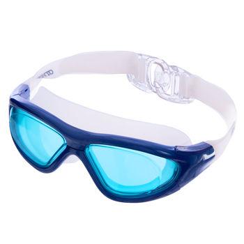 Очки-полумаска для плавания + беруши Sailto QY9100 (3942)