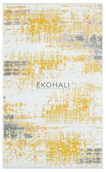 Ковёр EKOHALI Noa Kilim NK 01 Yellow Grey