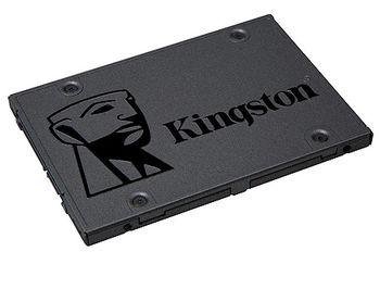 """240GB SSD 2.5"""" Kingston SSDNow A400 SA400S37/240G 240GB, 7mm, Read 500MB/s, Write 350MB/s, SATA III 6.0 Gbps (solid state drive intern SSD/внутрений высокоскоростной накопитель SSD)"""