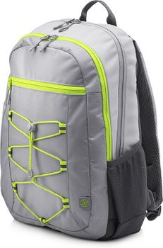 "15.6"" NB Backpack - HP Active Grey Backpack, Grey"
