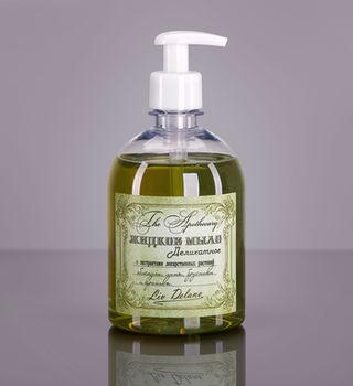 купить Жидкое мыло деликатное с экстрактами  облепихи The Apothecary в Кишинёве