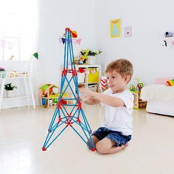 купить Hape Деревянная игрушка Эйфелева башня в Кишинёве