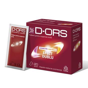 cumpără D-ORS pulbere pentru suspensie orală N20 în Chișinău