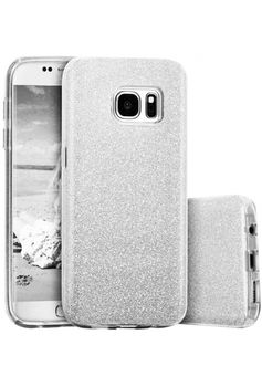 купить Fashion case Samsung S6 EDGE, Silver в Кишинёве
