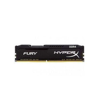 32 ГБ DDR4-3000 МГц Kingston HyperX FURY (HX430C16FB3 / 32), CL16-19-19, 1,35 В, Intel XMP 2.0, черный