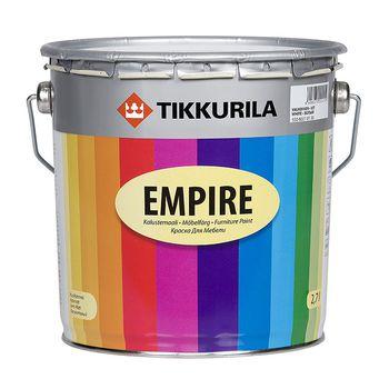 Tikkurila Краска Empire C Полуматовая 2.7л