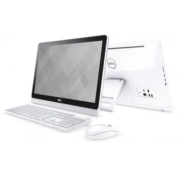 "купить AIl-in-One PC - 21,5"" DELL Inspiron 3264 FHD Touch IPS, Ilntel® Core® i5-7200U (Dual Core, up to 3.10GHz, 3MB), 8GB DDR4 RAM, 1TB HDD, DVD-RW, lntel® HD Graphics 620, HD Webcam, Wi-Fi-AC/BT4.0, USB KB&MS, Ubuntu, White в Кишинёве"