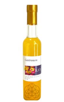 Уксус яблочный с медом (нефильтрованный) Gastronom, 500 мл.
