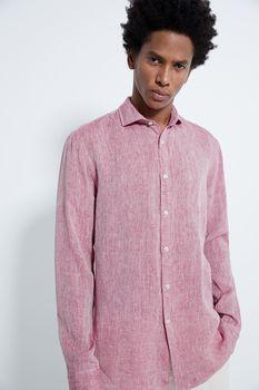 Рубашка ZARA Светло фиолетовый zara 7545/396/620