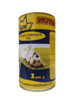 cumpără Nutritdog cu pui în Chișinău