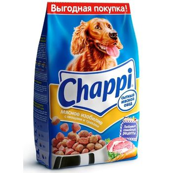 купить Chappi Мясное Изобилие 1kg в Кишинёве
