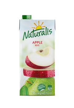 Naturalis нектар  яблоко 2 Л