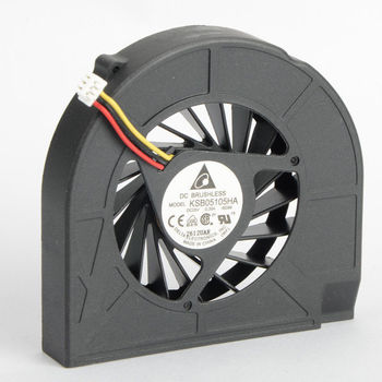 CPU Cooling Fan For HP Compaq CQ50 CQ60 CQ70 G50 G60 G70 (3 pins)