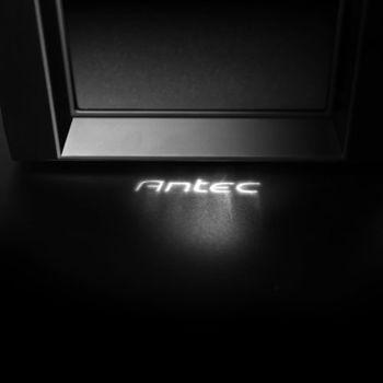 cumpără Case mATX Antec P6 Window Tempered Glass with logo projector în Chișinău